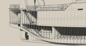 frames & plate sketch